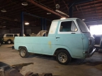 1961 1967 ford econoline pickup truck for sale fresno california. Black Bedroom Furniture Sets. Home Design Ideas