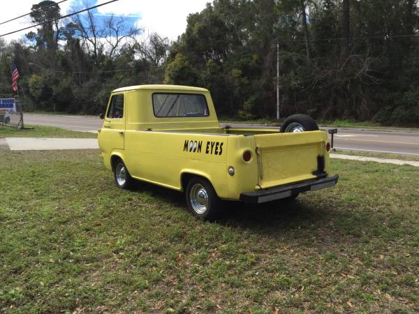 1961 Ford Econoline Pickup Truck For Sale Jacksonville ...