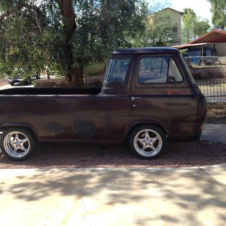 1962 Ford Econoline Pickup Truck For Sale Bullhead City ...