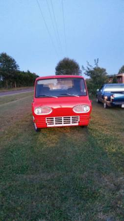 1962 Ford Econoline Pickup Truck For Sale Springfield Missouri
