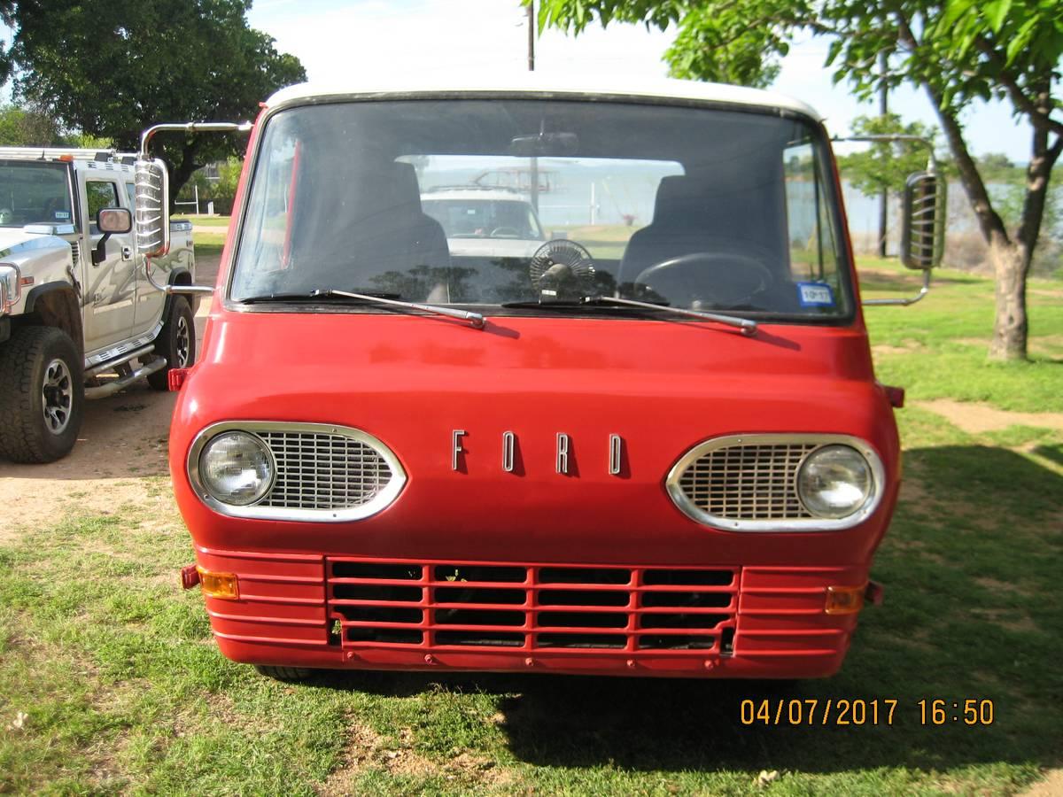 Nada Classic Car Values >> 1963 Ford Econoline Pickup Truck For Sale in Buchanan Dam, Texas
