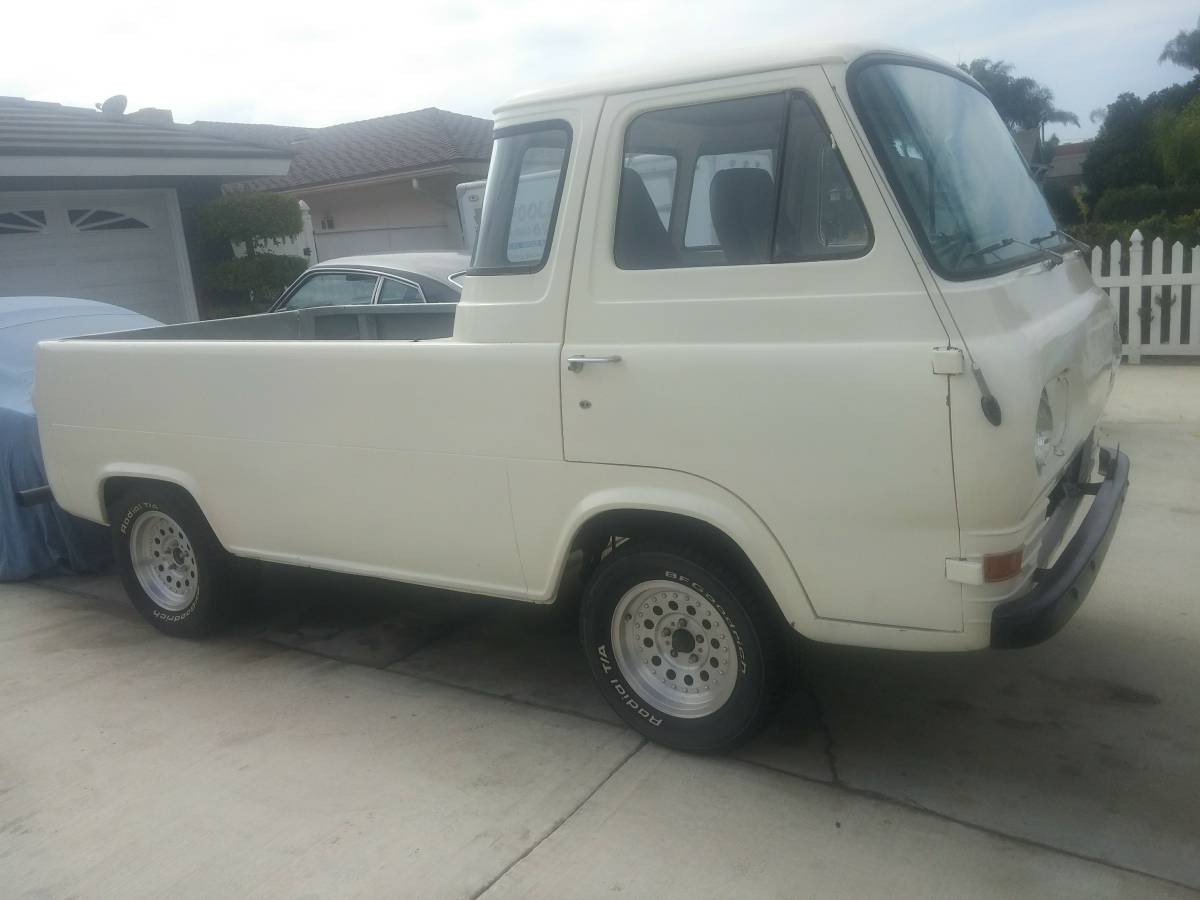 1963 ford econoline five window pickup for sale in garden - Mobile craigslist farm and garden ...