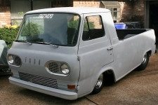 1963 ford econoline pickup truck for sale waco texas. Black Bedroom Furniture Sets. Home Design Ideas