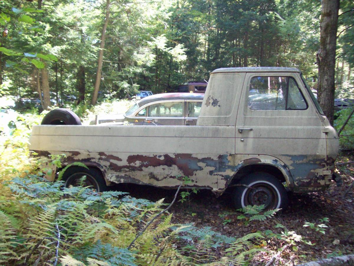 Craigslist Waco Texas >> 1964 Ford Econoline Pickup Truck For Sale Canaan, New ...