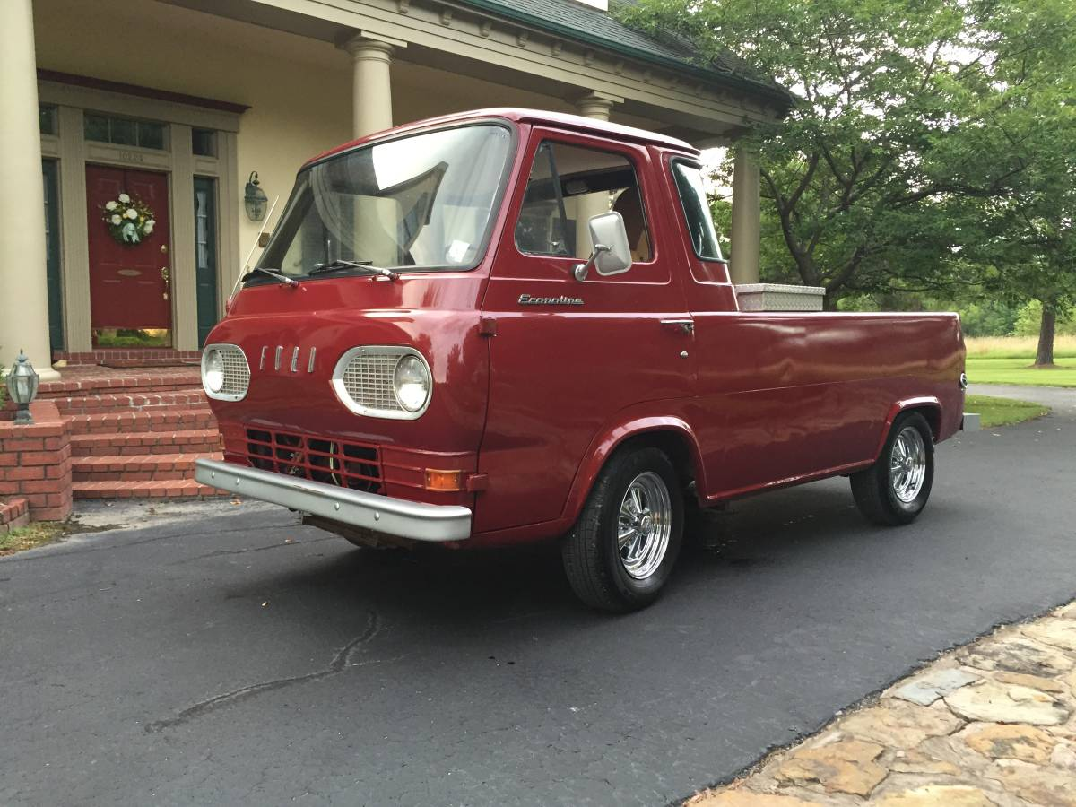 Autotrader Memphis Tennessee >> 1964 Ford Econoline Van For Sale | 2017, 2018, 2019 Ford Price, Release Date, Reviews