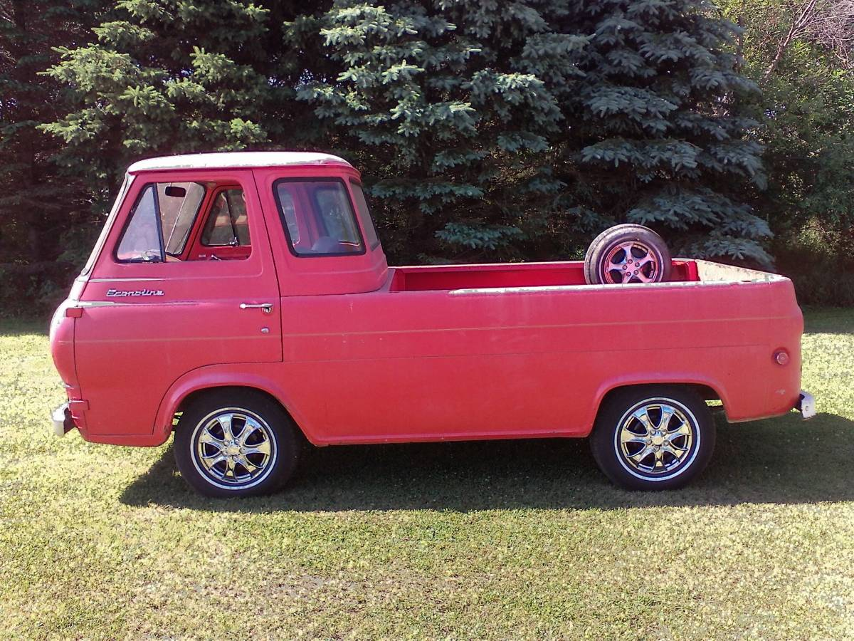 1965 ford econoline pickup truck for sale brookings south dakota. Black Bedroom Furniture Sets. Home Design Ideas