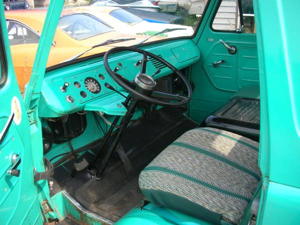 1965 Ford Econoline Pickup Truck For Sale in Crystal lake ...