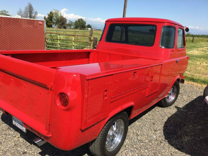 1965 ford econoline pickup truck for sale greenfield wisconsin. Black Bedroom Furniture Sets. Home Design Ideas