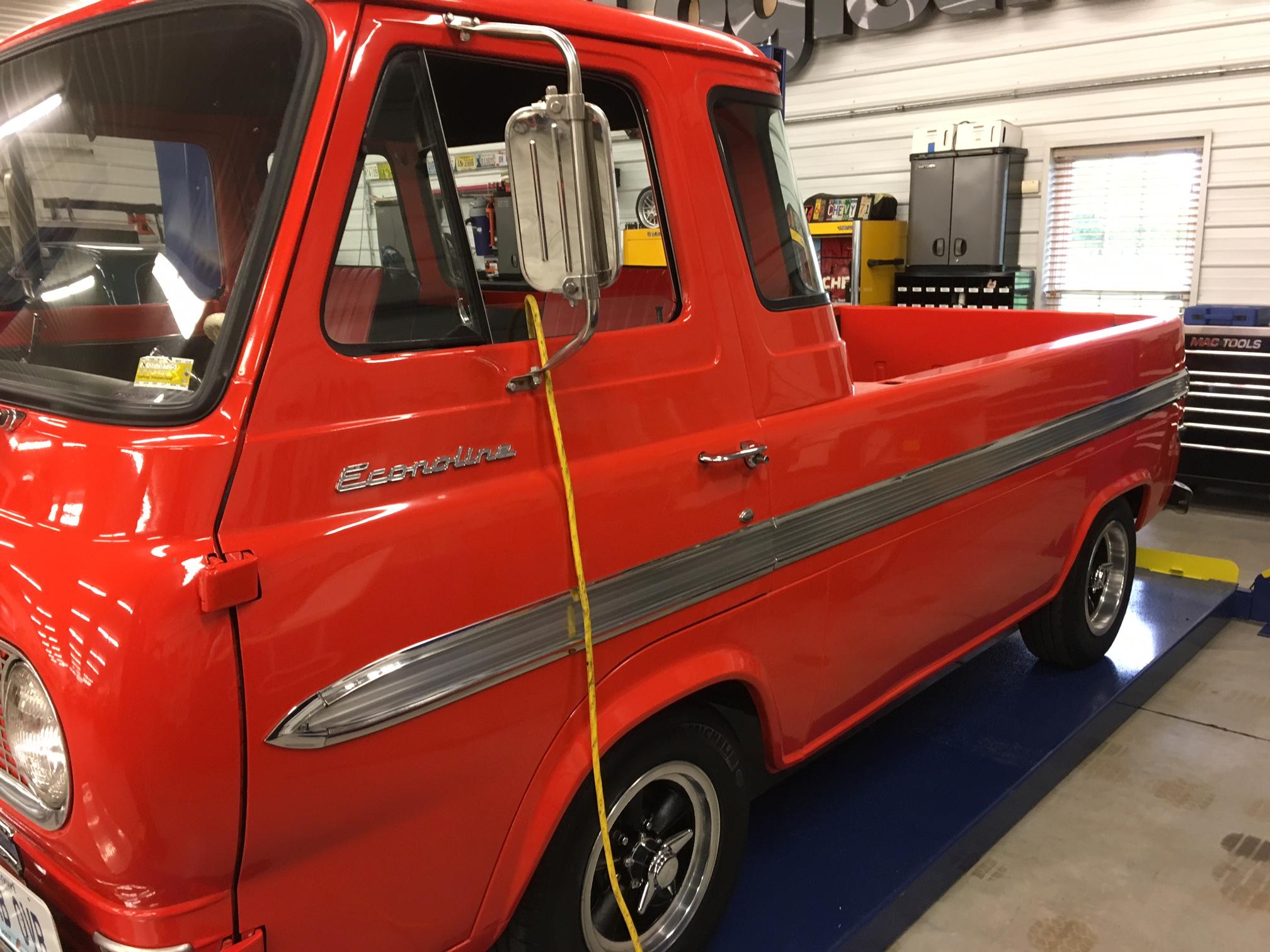 1965 Ford Econoline 5 Window Pickup Truck For Sale In