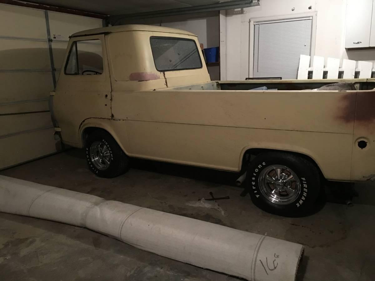 1966 Ford Econoline Pickup Truck For Sale Cincinnati, Ohio