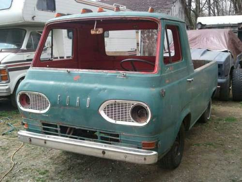 1961 ford econoline pickup project for sale in hampton new jersey. Black Bedroom Furniture Sets. Home Design Ideas