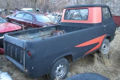 1962 ford econoline pickup truck chassis for sale paintsville ky. Black Bedroom Furniture Sets. Home Design Ideas