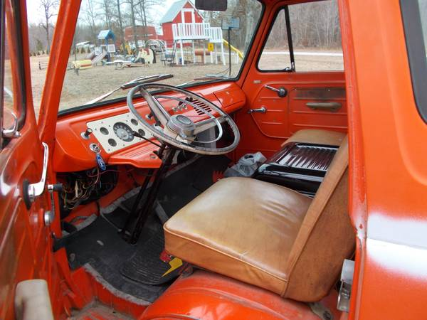 Sioux City Ford >> 1965 Ford Econoline Pickup Truck For Sale in Manchester ...