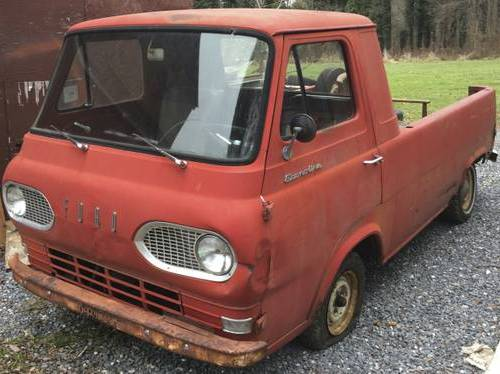 Ford Econoline Pickup Truck (1961 – 1967) For Sale in Maryland