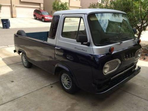 classic 1962 ford econoline pickup truck for sale in albuquerque nm. Black Bedroom Furniture Sets. Home Design Ideas