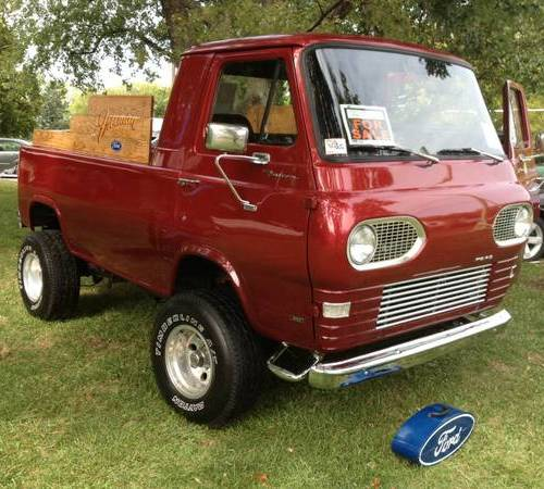 1964 Ford Econoline Pickup W Bronco Chassis For Sale In