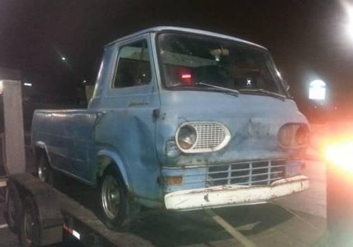 1967 ford econoline pickup truck for sale dayton ohio. Black Bedroom Furniture Sets. Home Design Ideas