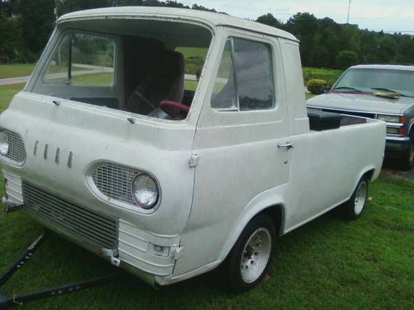1961 Ford Econoline Pickup Truck For Sale Athens Georgia