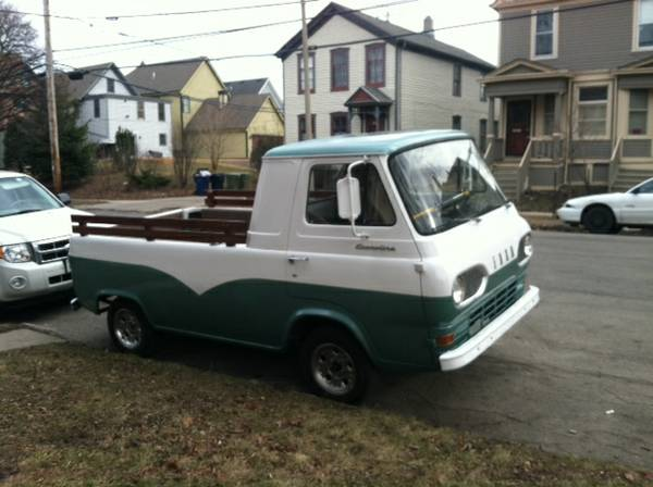 1961 Ford Econoline Pickup Truck For Sale Milwaukee, Wisconsin