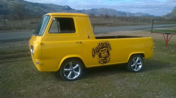 1963 ford econoline truck parts