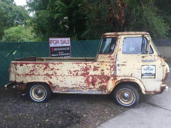 1964 Ford Econoline Pickup w/ Bronco Chassis For Sale in ...