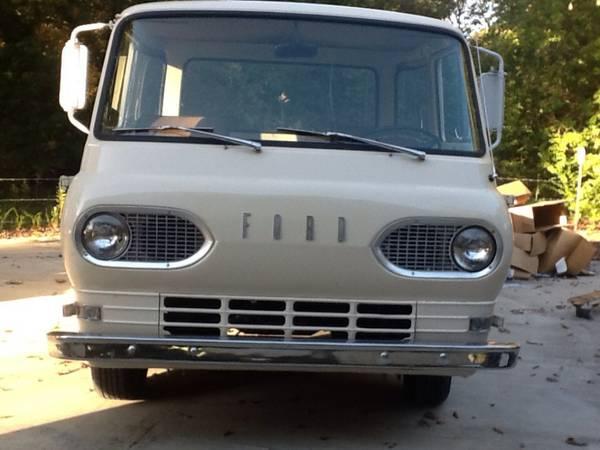 1961 Ford Econoline Pickup Truck For Sale Tupelo, Mississippi