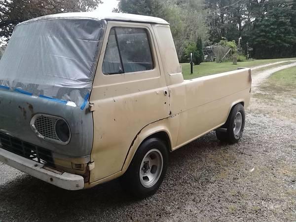 1966 Ford Econoline Frame Off Resto Pickup For Sale in ...