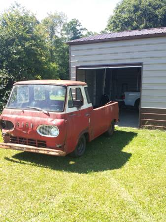 1962 Ford Econoline Pickup Truck For Sale Gulfport ...