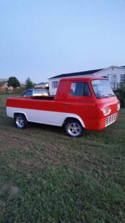 1962 ford econoline pickup truck for sale joplin missouri. Black Bedroom Furniture Sets. Home Design Ideas