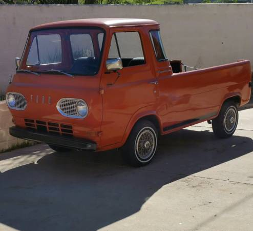 1961 Ford Econoline Pickup Truck For Sale Duluth, Minnesota
