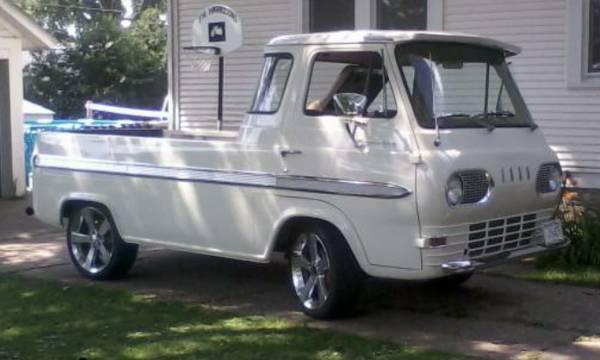 b5a2959ebf Ford Econoline Pickup Truck (1961 – 1967) For Sale in Illinois