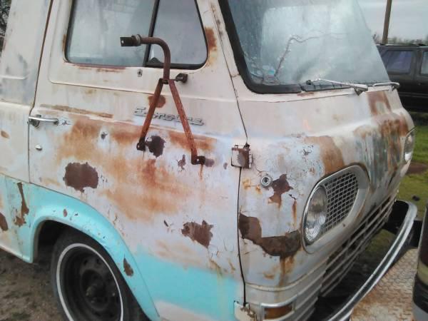 1964 Ford Econoline Pickup Truck For Sale Abilene, Texas