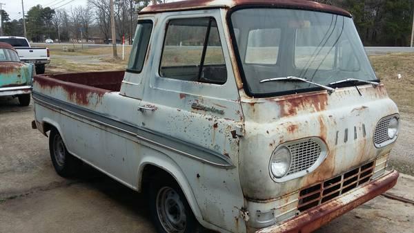 1965 Ford Econoline Pickup Truck For Sale Pine Bluff, Arkansas
