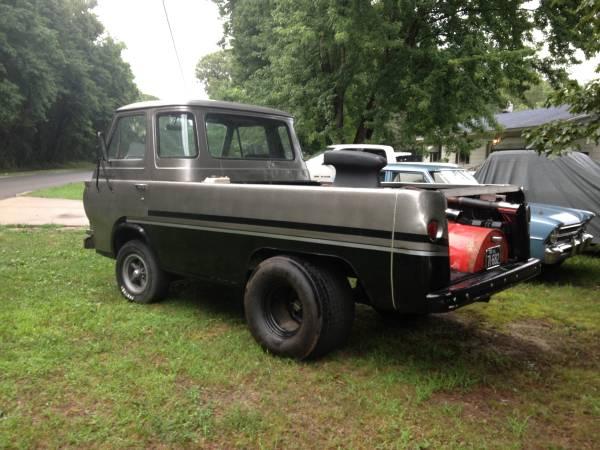 1963 ford econoline pickup truck for sale delaware. Black Bedroom Furniture Sets. Home Design Ideas