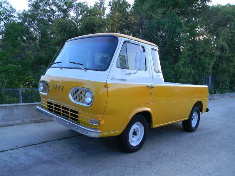 1962 Ford Econoline 5 Window Pickup For Sale in Visalia ...