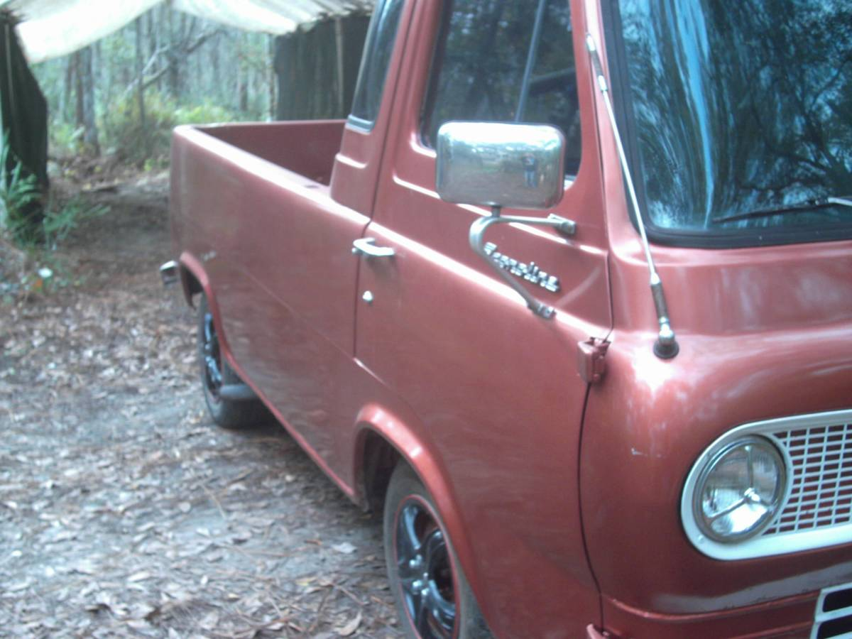 1964 Ford Econoline Pickup Truck For Sale Perris, California