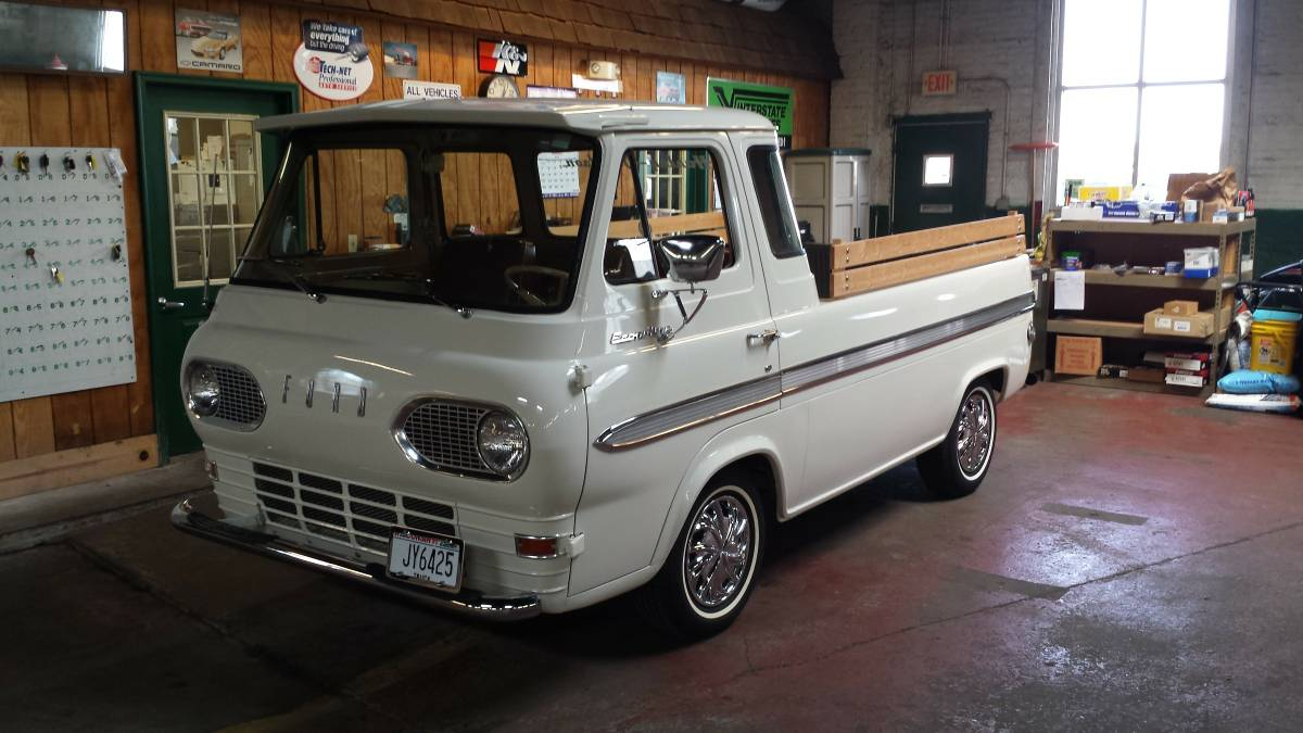 1965 Ford Econoline Pickup Truck For Sale In Manchester
