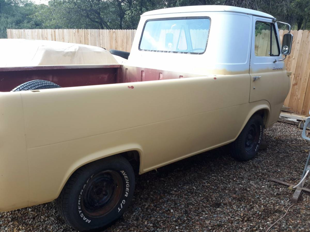 1965 Ford Econoline Pickup Truck For Sale in Manchester ...