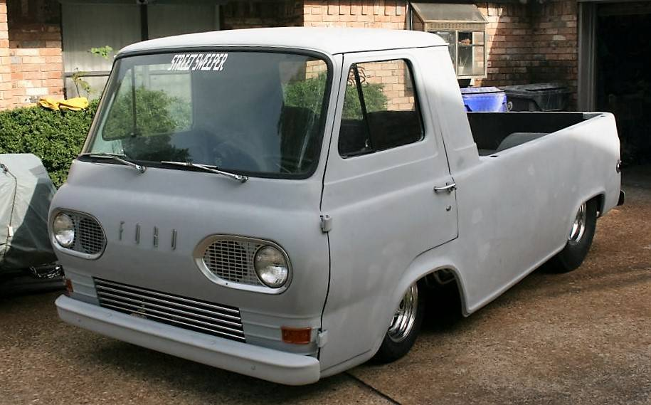 Ford Econoline Pickup Truck 1961 1967 For Sale In Texas Page 2