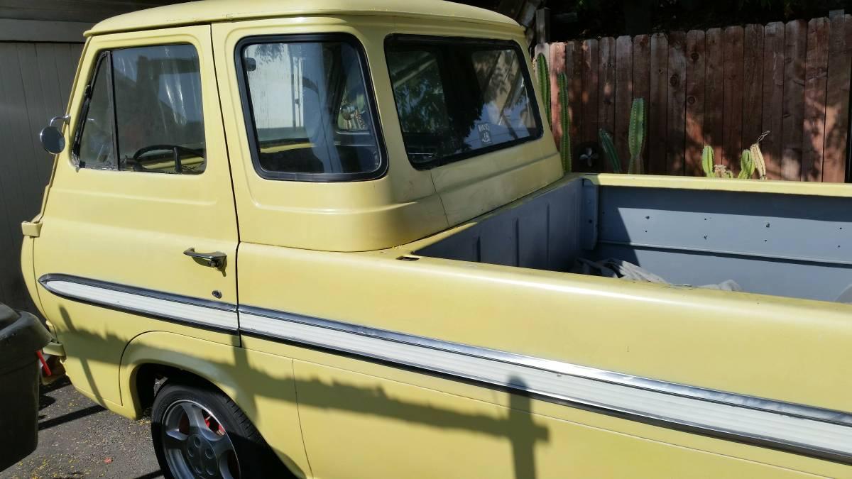 1965 Ford Econoline Pickup Truck For Sale Fayetteville ...