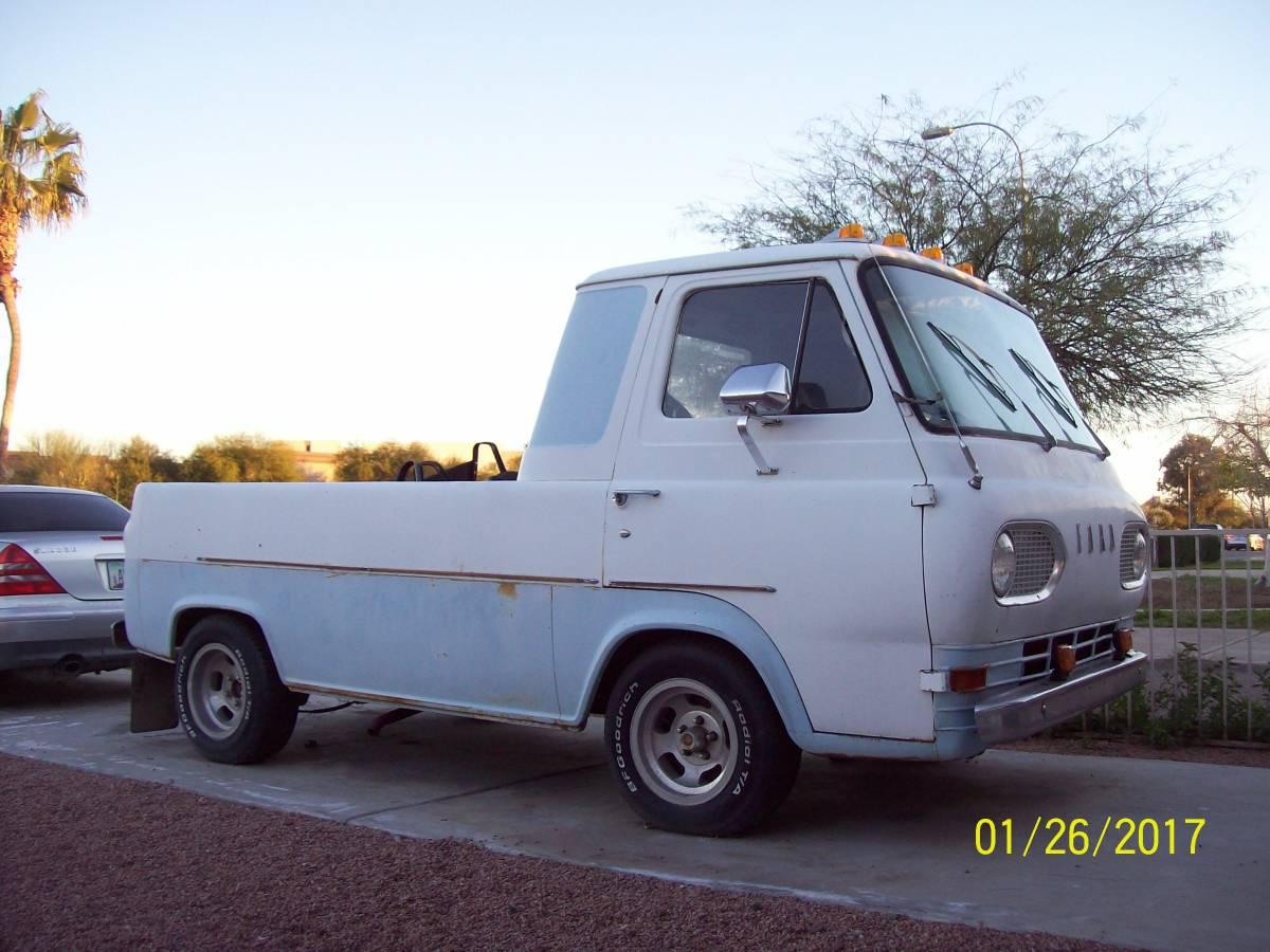 1961 Ford Econoline Pickup Truck For Sale in Chandler, AZ ...
