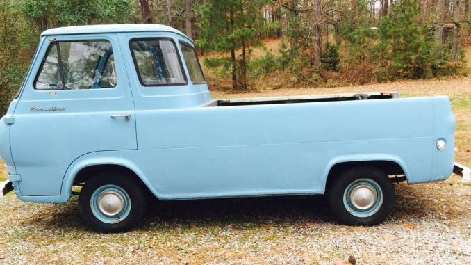 1961 Ford Econoline Falcon Pickup For Sale in Moseley ...