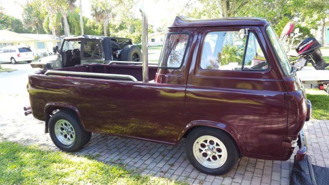 1961 Ford Econoline Pickup For Sale In Port Orange