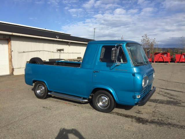 1961 Ford Econoline Pickup Truck For Sale in Tacoma ...