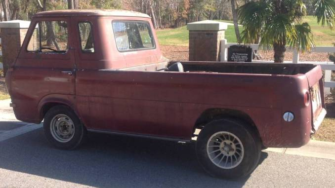 1962 Ford Econoline Pickup Truck For Sale in Myrtle Beach ...