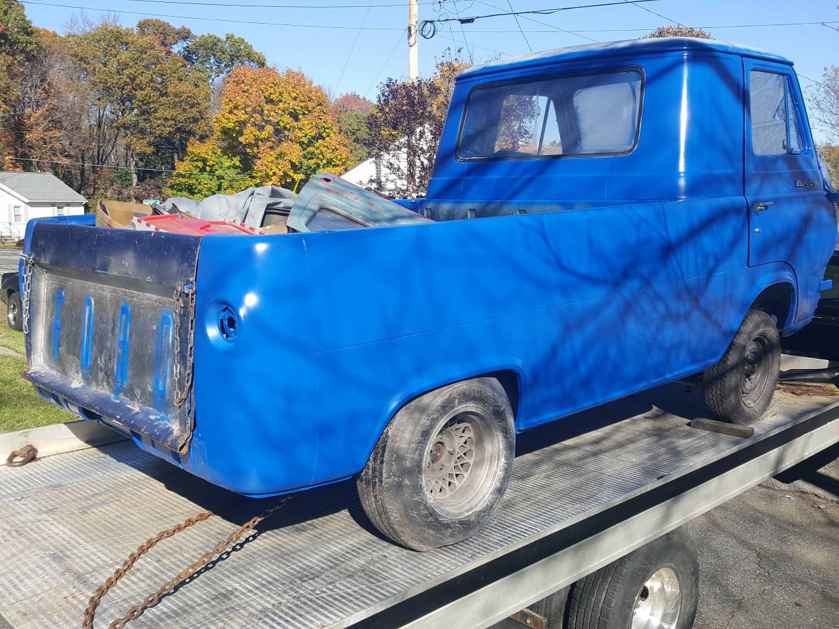 1962 Ford Econoline Pickup Truck For Sale in Upton ...