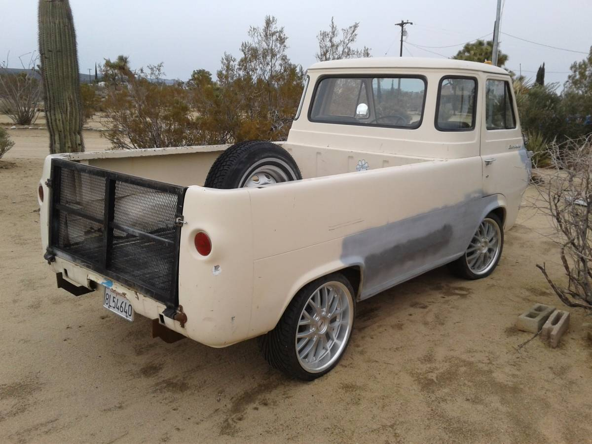 1962 Ford Econoline 5 Window Pickup Truck For Sale in ...