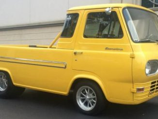 1963 Ford Econoline Pro Street Pickup Truck For Sale in ...