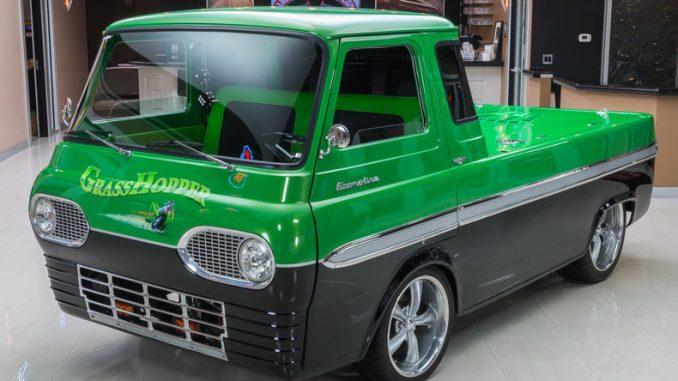 ford econoline pickup trucks for sale parts history forum 61 67. Black Bedroom Furniture Sets. Home Design Ideas
