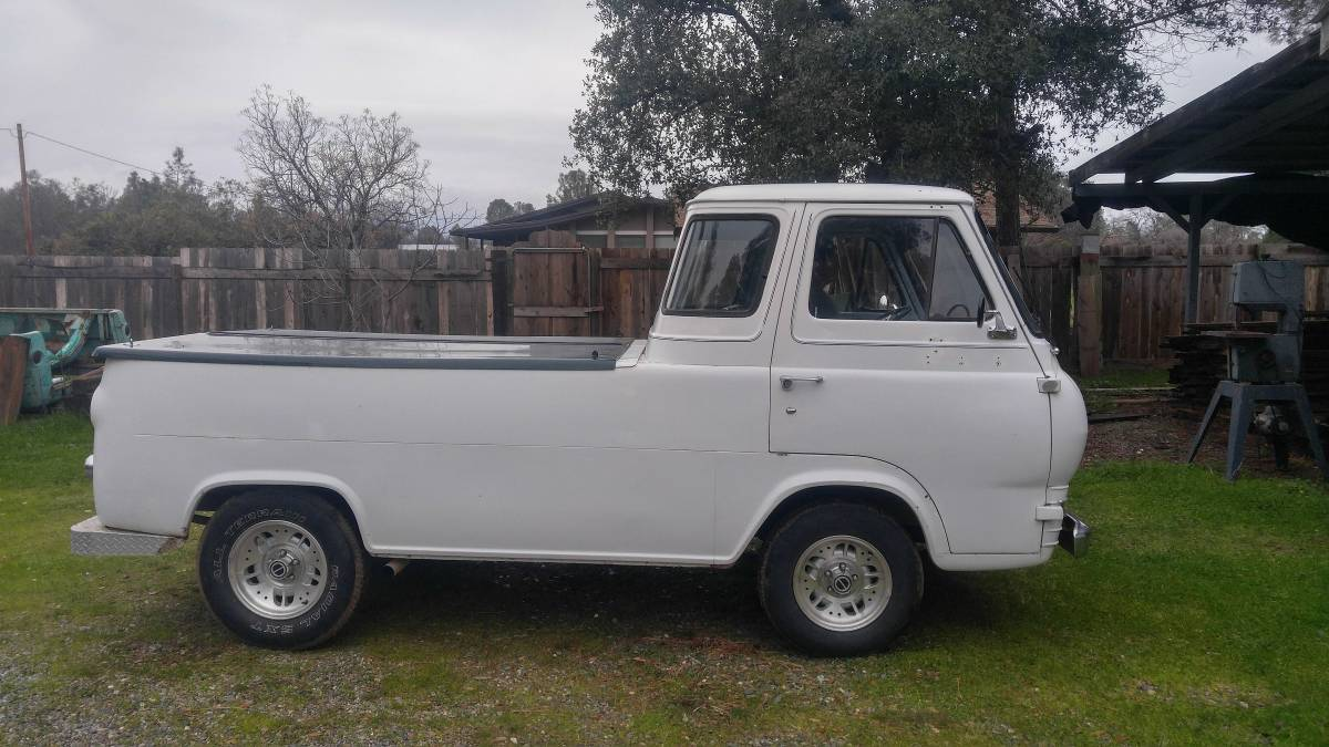 1967 Ford Econoline Pickup 300 6cyl Auto For Sale in Happy ...